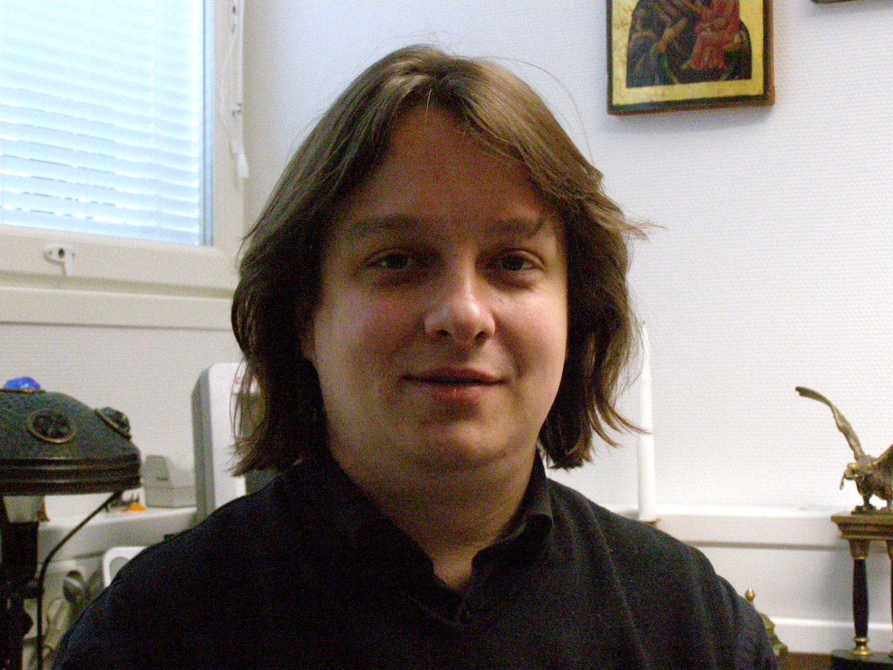 Диак. Владимир Сократилин