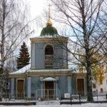 Храм Покрова Пресвятой Богородицы в г. Лаппеенранта