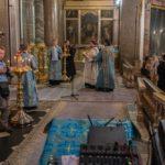 Трансляция из Казанского кафедрального собора Санкт-Петербурга