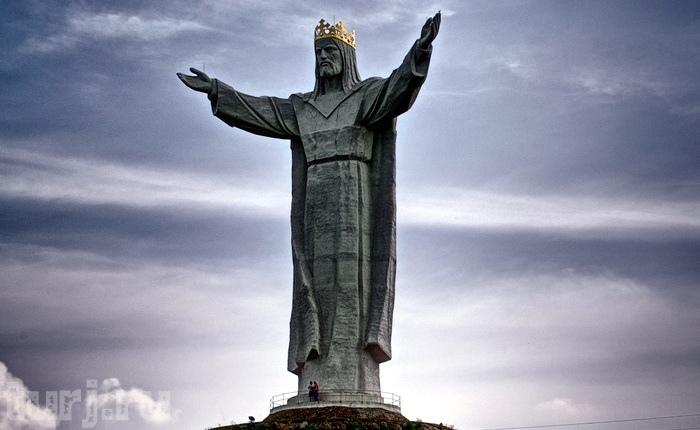 Христос Царь вселенной