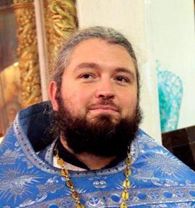 Иерей Михаил Ромадов