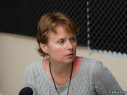 Юлия Воронецкая-Соколова