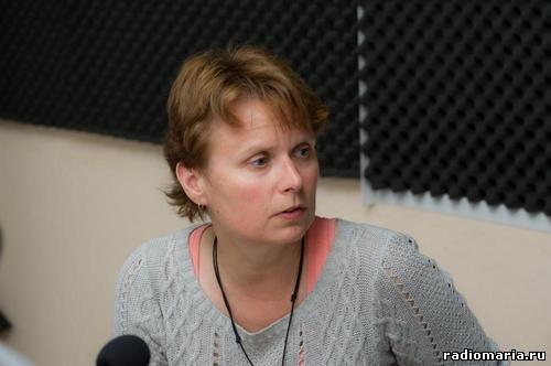 Юлия Георгиевна Воронецкая-Соколова